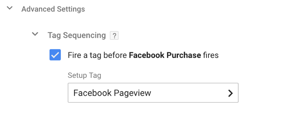 Create Facebook Purchase